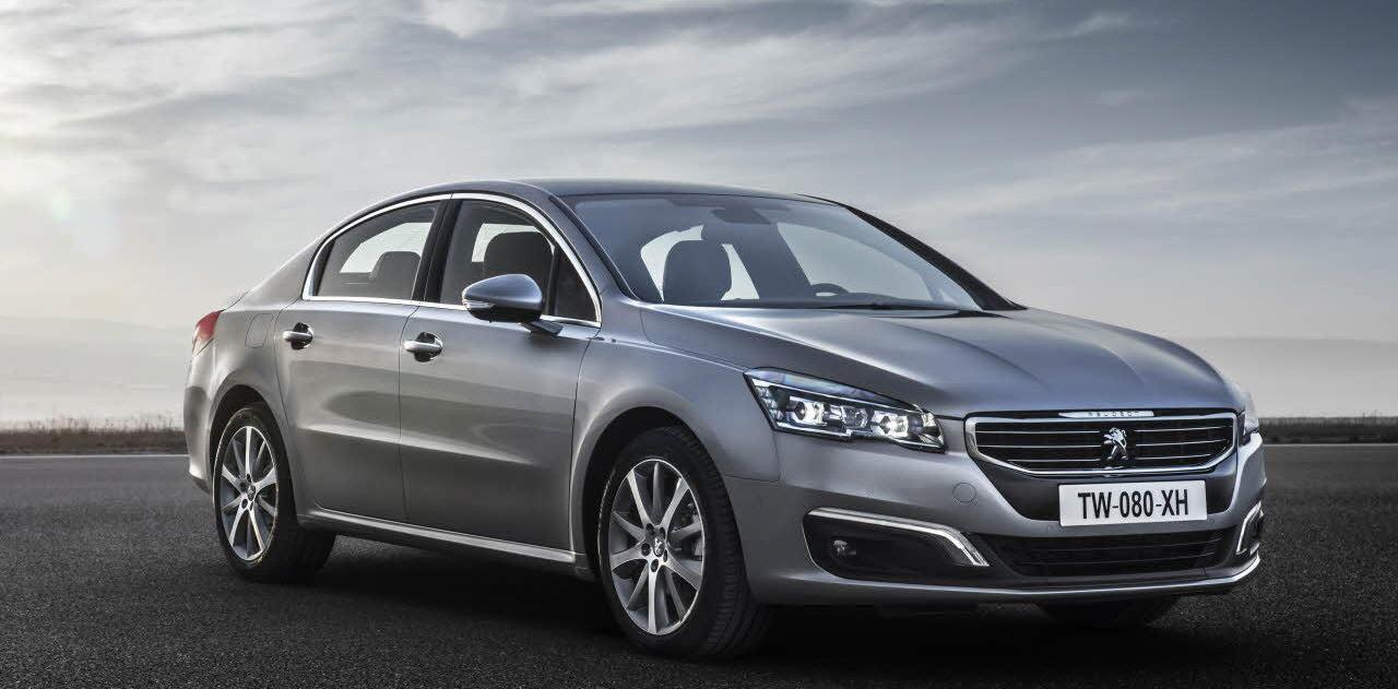Выпущена новая версия Peugeot 308