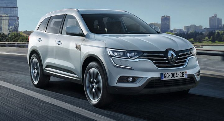 Новый Renault Koleos: отличия от предшественника