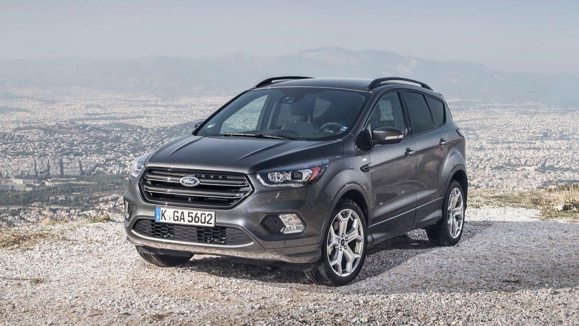 Ford Kuga – удачный выбор компактного внедорожника
