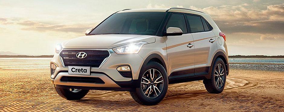 Hyundai Creta получил новый малолитражный двигатель
