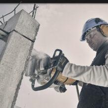 Как происходит демонтаж бетона в отдельных частях здания?